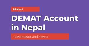 demat account in nepal