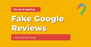find and report fake google review