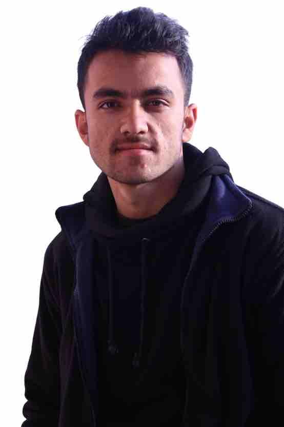 lakshman basnet portrait photo